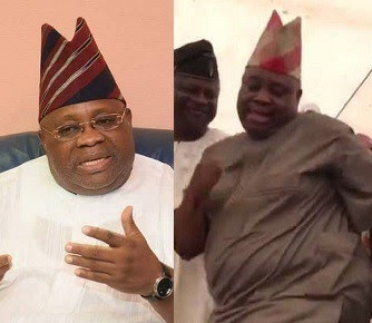 '' I'm winning this Election and I'll dance to Osun state government house on Saturday'' - Senator Adeleke claims