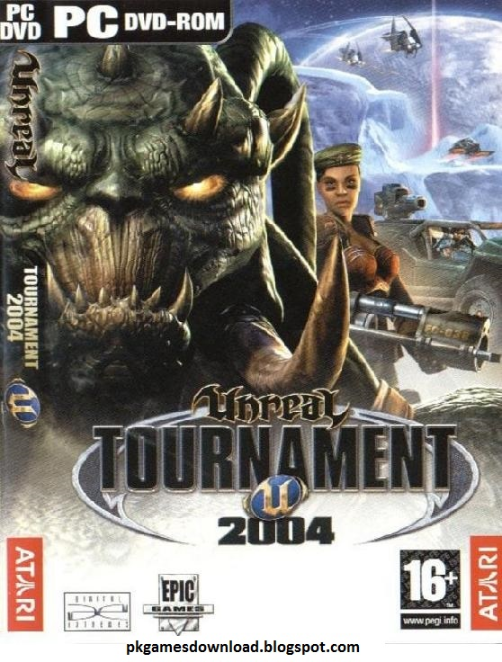 Unreal Tournament 2004 PC Game - Free Download Full ...