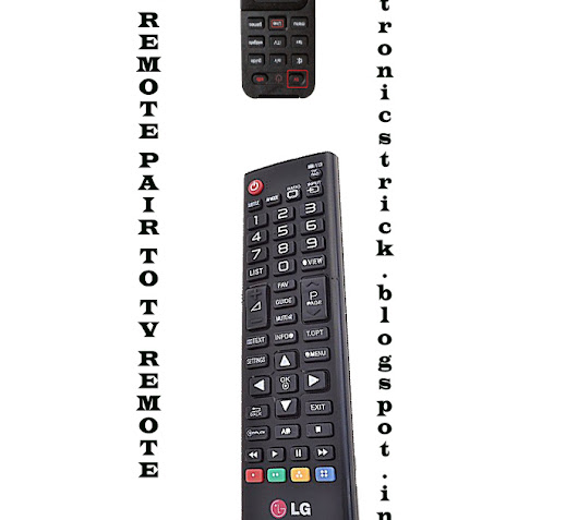 How to pair Airtel Dth Remote To TV Remote