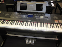 Yamaha DGX650 digital piano