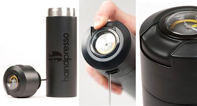 Thermos Panas Handpresso Thermos Flask