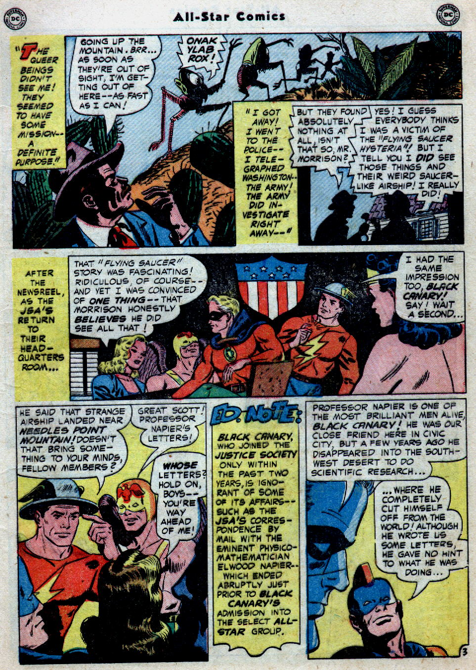 Read online All-Star Comics comic -  Issue #55 - 5