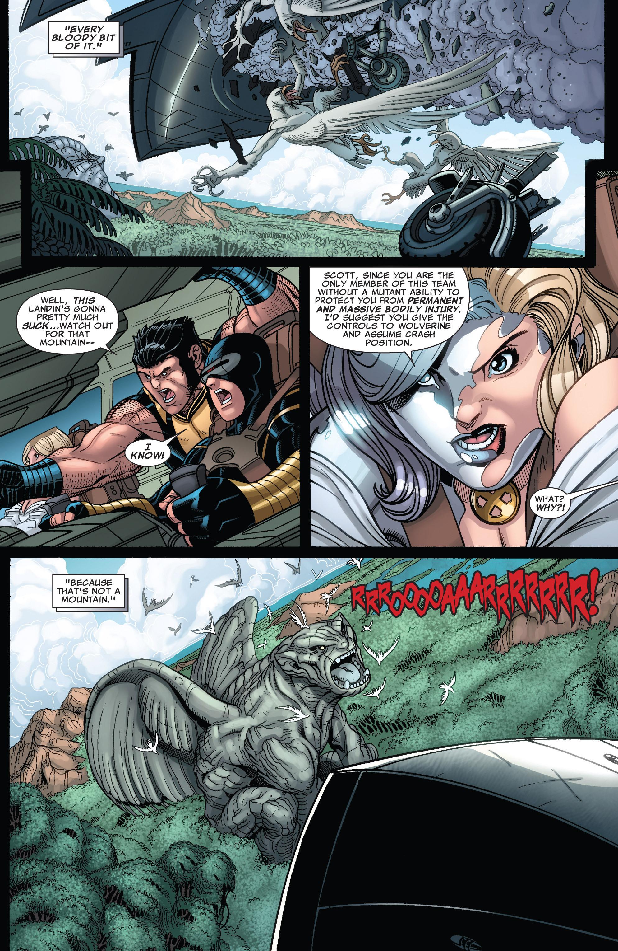 Read online Astonishing X-Men (2004) comic -  Issue #39 - 11