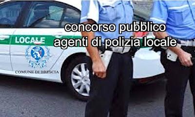 adessolavoro.blogspot.com - concorso per agenti polizia locale