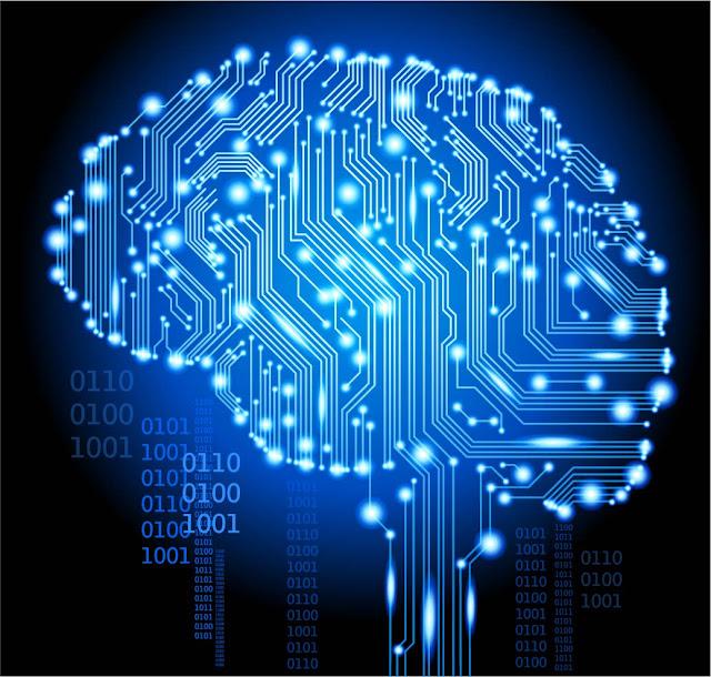 INTELIGENCIA ARTIFICIAL  CEREBRO HUMANO tecnología innovadora