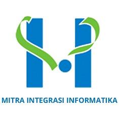 Logo PT Mitra Integrasi Informatika
