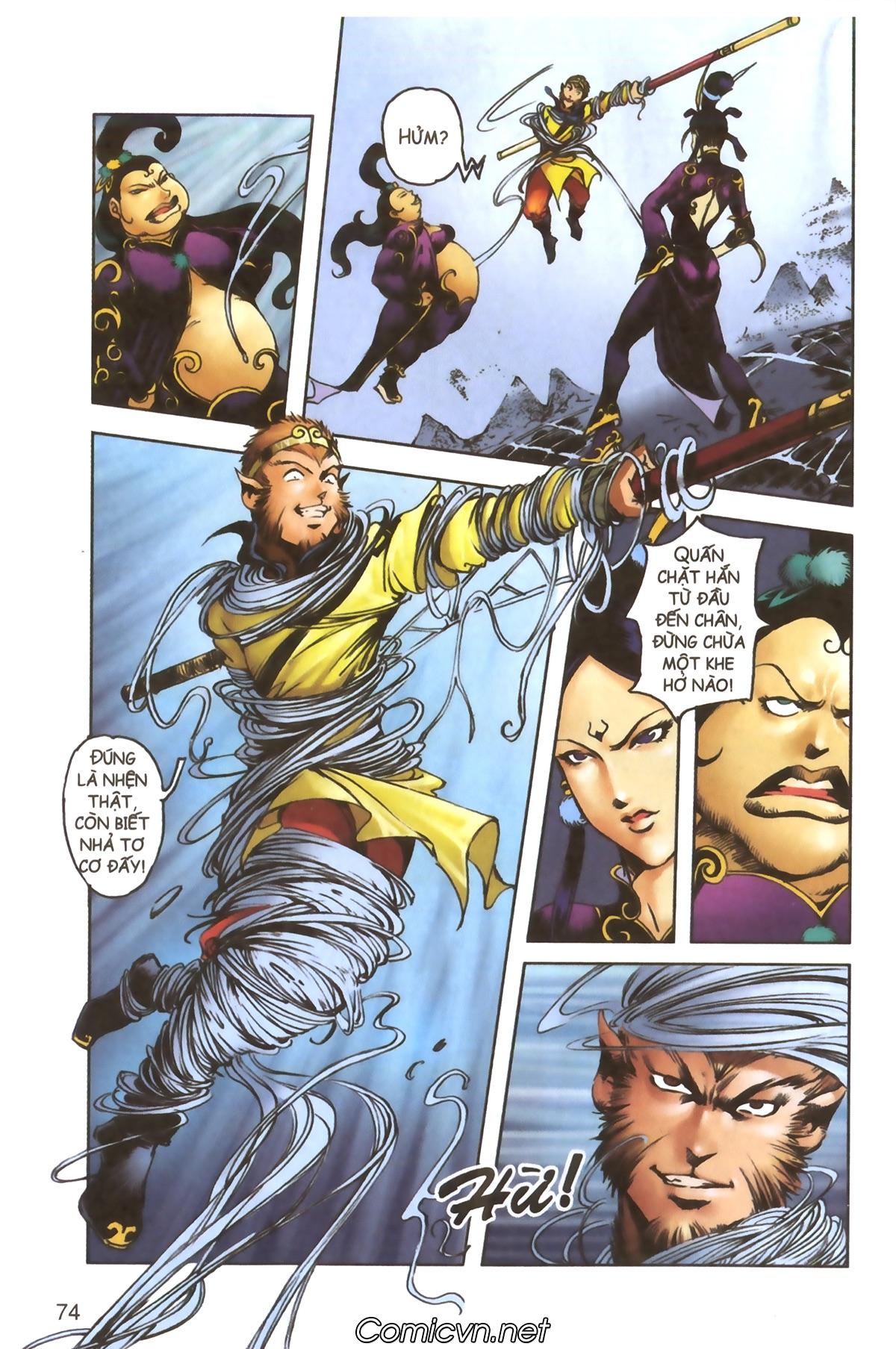 Tây Du Ký màu - Chapter 116 - Pic 20