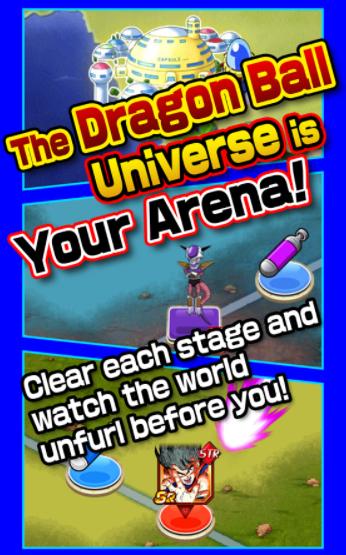 Dragon Ball Z Dokkan Battle v2 4 2 Online Apk MOD Free - screenshot dragon ball super