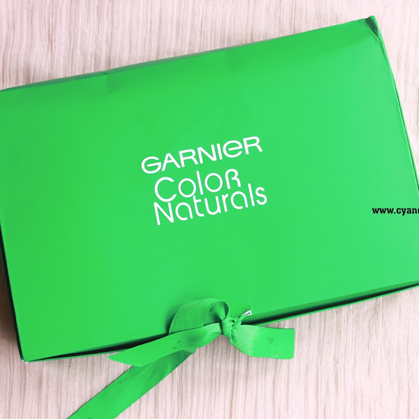 (Sponsored) Unboxing Garnier Color Naturals #Mythbuster