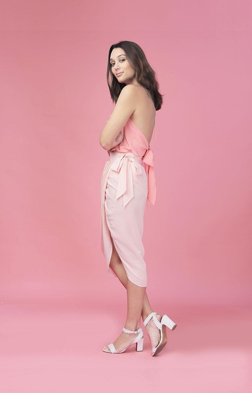miss jones wrap skirt