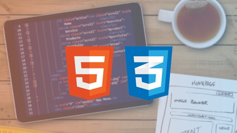 Learn HTML5, CSS3 and JavaScript for beginners