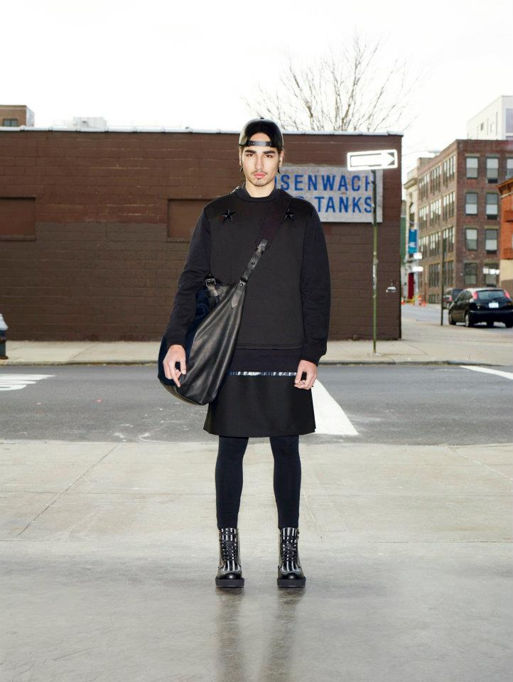 Givenchy Pre Fall 2016 Collection: The Style Examiner: Street Life: Givenchy Menswear Pre