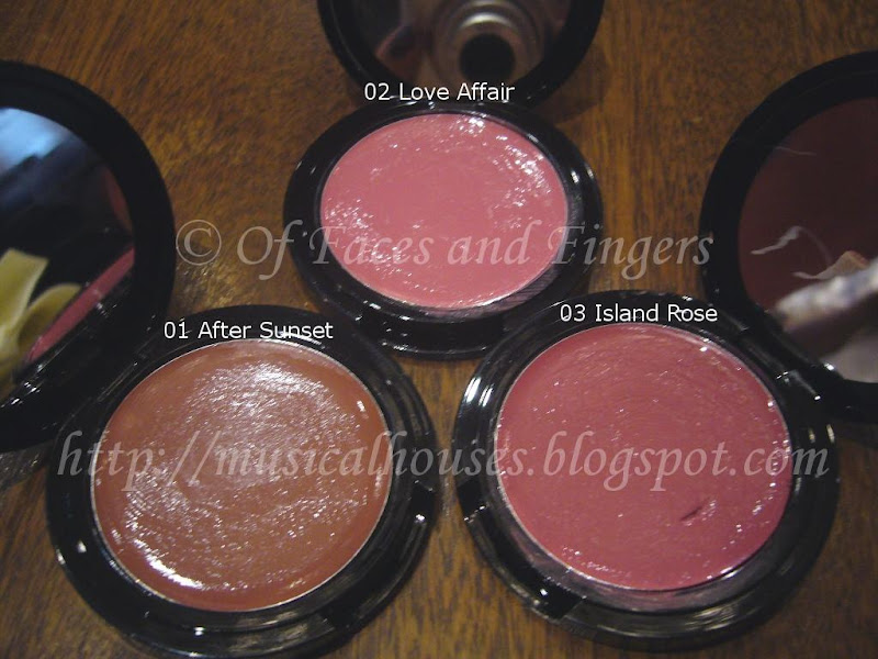 Edward Bess Compact Rouge for Lips and Cheeks