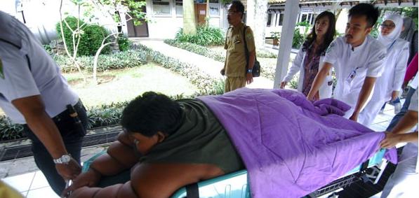 RS Hasan Sadikin kerahkan 13 dokter tangani bocah sangat gemuk