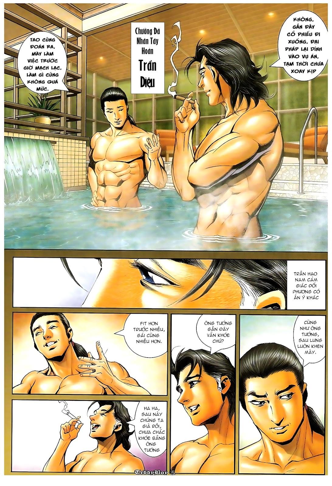 Người Trong Giang Hồ - Chapter 1209: Cai nghiện - Pic 3