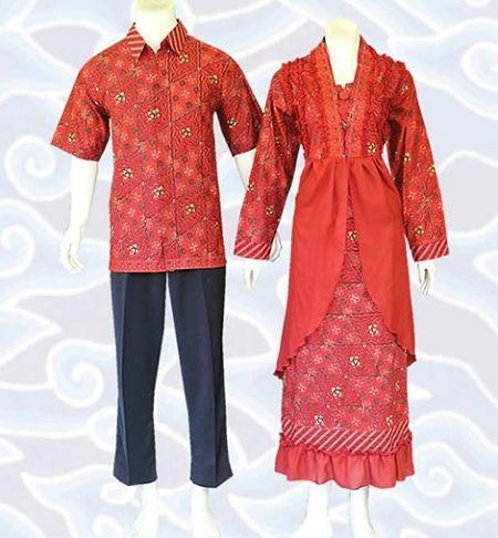 15 Model Baju Batik Kombinasi Sifon Terbaru 2017 Model