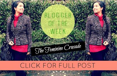 Look Fantastic Blogger Of The Week