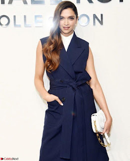Deepika Padukone Gorgeous Debut at New York Fashion Week for Michael Kors show (3).jpg