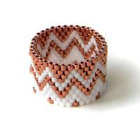 купить кольцо из бисера украшения от анабель россия крым