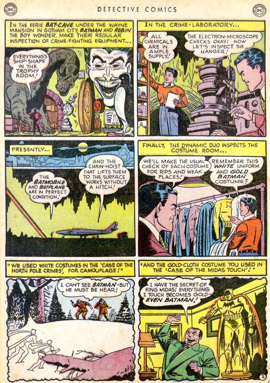 Detective Comics (1937) 165 Page 2