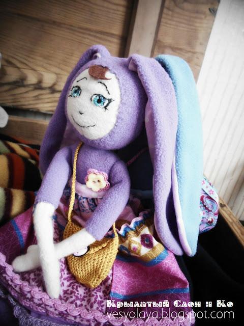 куклы текстильные в подарок