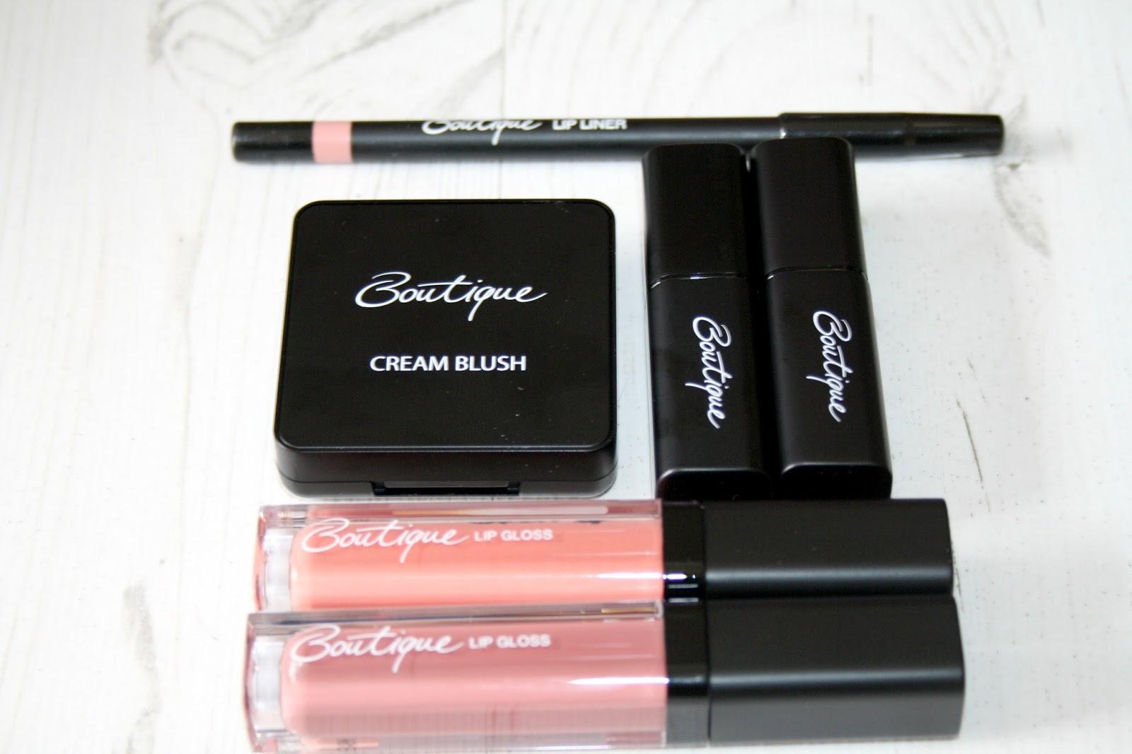 Beautyqueenuk Sainsburyu0026#39;s Boutique Make Up Collection