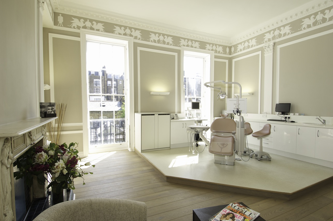 Inside the Elleven Dental clinic