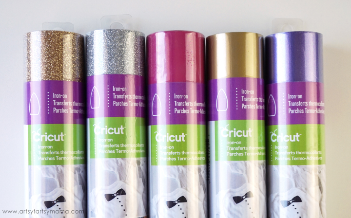 Find out what materials you can cut with the Cricut Explore machine!