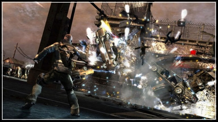 InFAMOUS Full Compress Version Download | THE GAME WARRIORS