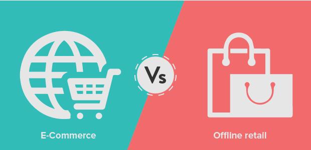 Image result for Online Shopping VS Offline Shopping
