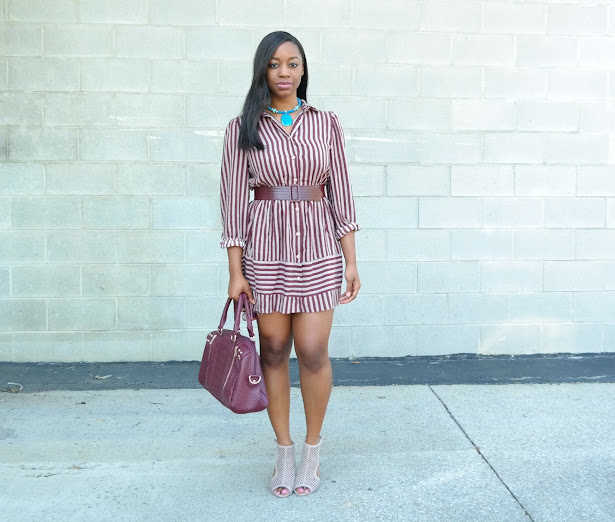 how to wear stripes, red striped dress, slimming dresses, dresses that make you look skinny, jewels with style, columbus style blogger, columbus fashion blogger, stripes outfit idea, summer dresses 2016, best online summer dresses, how to dress skinny