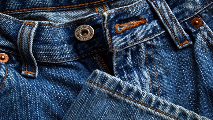 La storia vera dei blue jeans americani