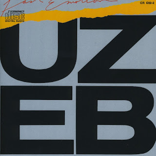 UZEB - 1982 - Fast Emotion