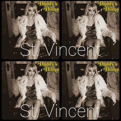 St. Vincent's Music: Daddy's Home (14-Track Album) - Songs: Pay Your Way In Pain, Live In The Dream, Down, Candy Darling.. - AAC/MP3 Download