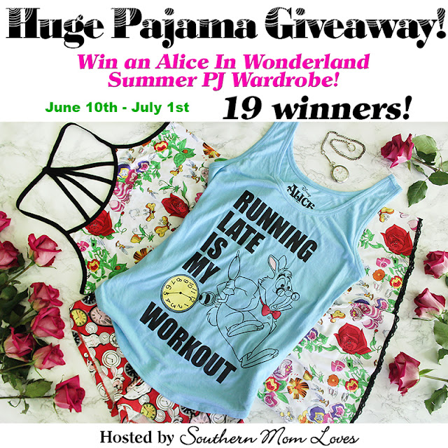Huge Pajama Giveaway – till July 1