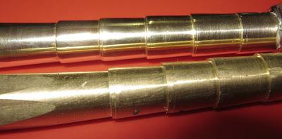 Brass hand-piece body