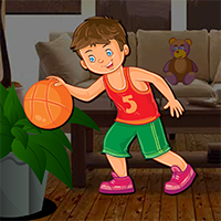 AvmGames Little Basketball Boy Escape