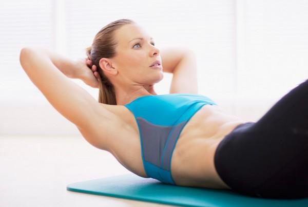Olahraga untuk mengecilkan perut buncit