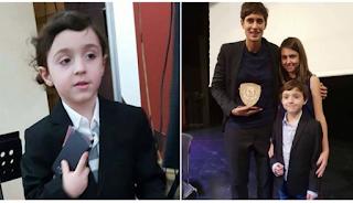Μικρός Έλληνας Αϊνστάιν από την Λάρισα έχει σπάει όλα τα ρεκόρ στα τεστ ευφυΐας