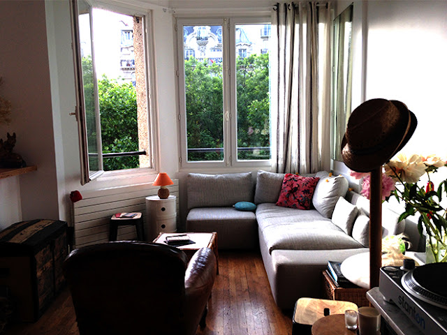 Appartement architecte Paris
