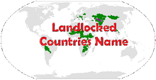 Landlocked Country: Definition and List