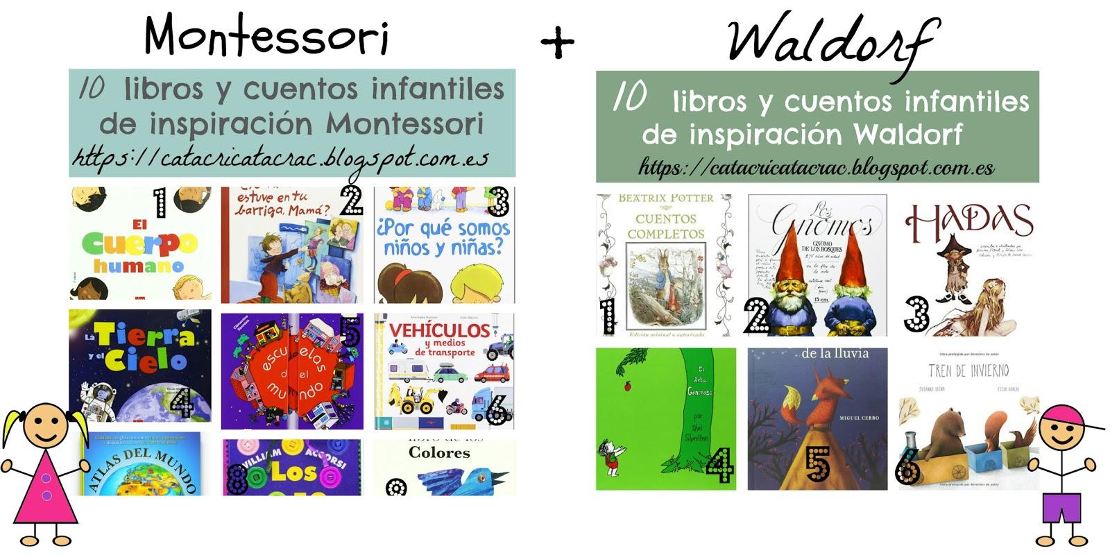 libros para ninos waldorf