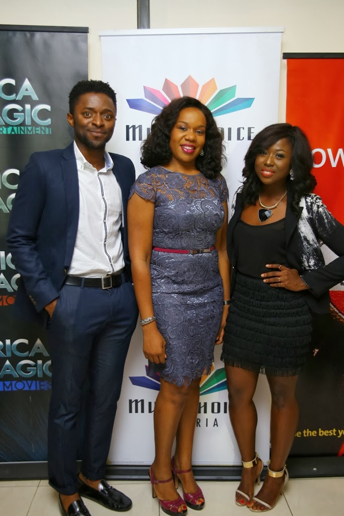 %name Funke Akindele, Kate Henshaw, others at AMVCA nominees brunch