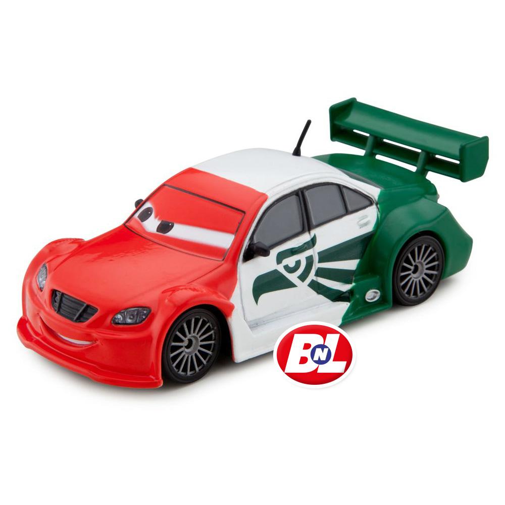 WELCOME ON BUY N LARGE: Cars 2: Memo Rojas Jr.