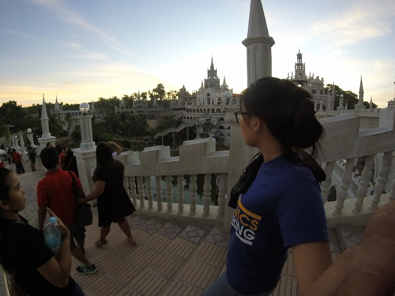 Simala Shrine - Praying with Mama Mary to God