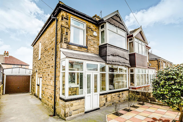 This Is Bradford Property - 3 bed semi-detached house for sale Wrose Mount, Shipley BD18