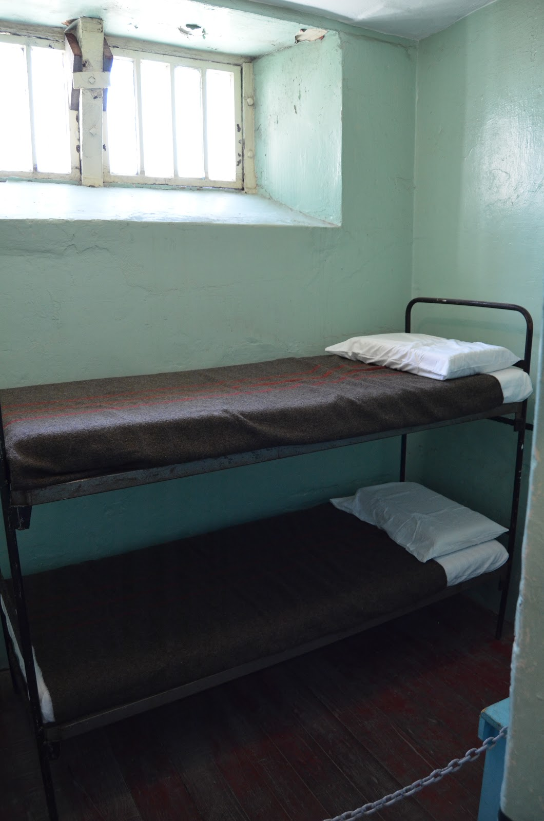 Fremantle Prison Tour - Bless This Mess