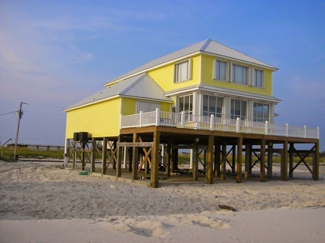 exterior paint ideas for beach houses