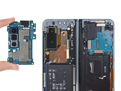 iFixit تكشف تفاصيل جديدة عن هاتف Galaxy Fold