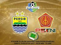 Prediksi Persib Bandung vs PS TNI Liga 1 2017 Putaran 2